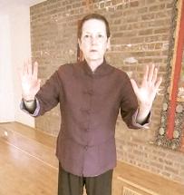 tai chi yang style beginning move