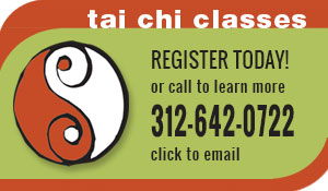 Register for Chicago Tai Chi Class